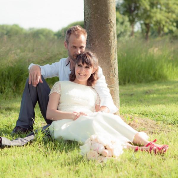 Reportage Mariage - Marly-le-roi (78) : Amélie et Florent