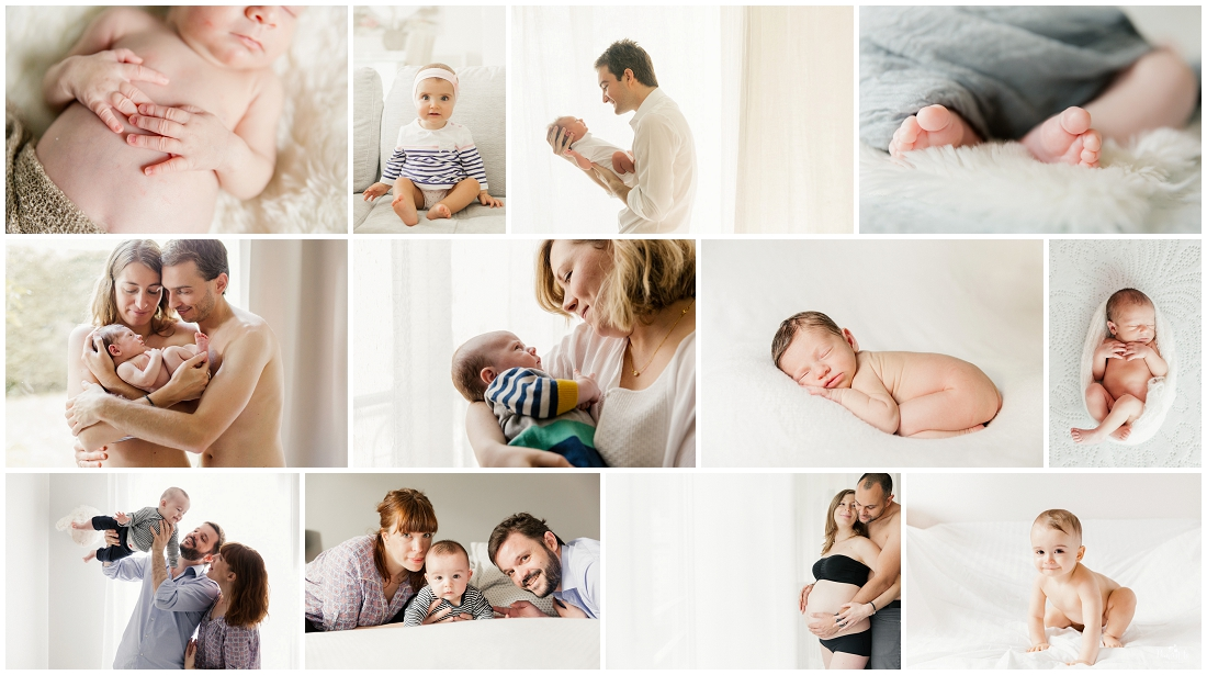 Populaire Maternité : Les séances photo grossesse, nouveau-né et bébé • Pam  TV44