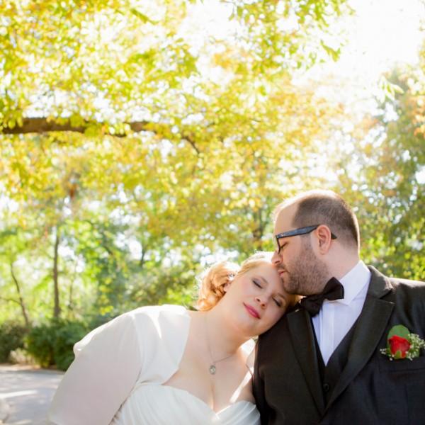 Reportage mariage parisien : Raphaël et Marie-Julie