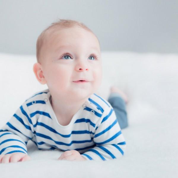 Séance photo bébé à domicile : Raphaël,  6 mois