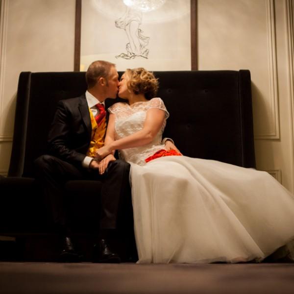 Un mariage en hiver : Lucie et Yoann