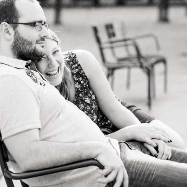 Séance engagement : Céline et Galaad