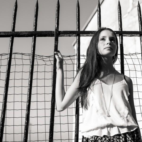Séance photo portrait de femme : Dahliane