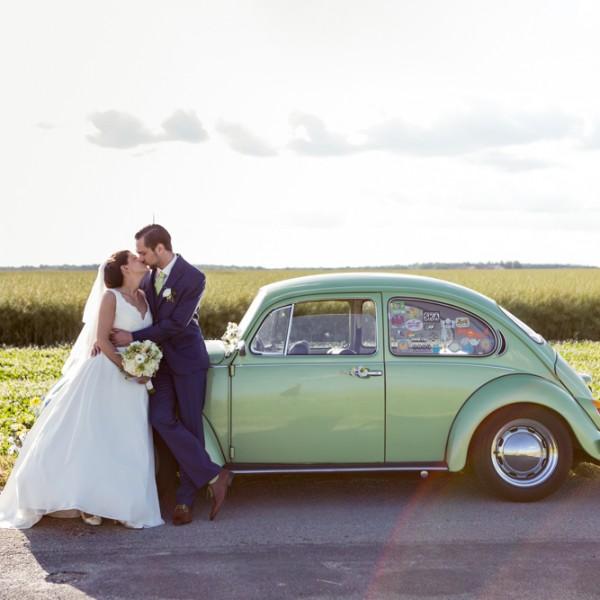 Reportage mariage Champêtre au domaine de la Chéraille