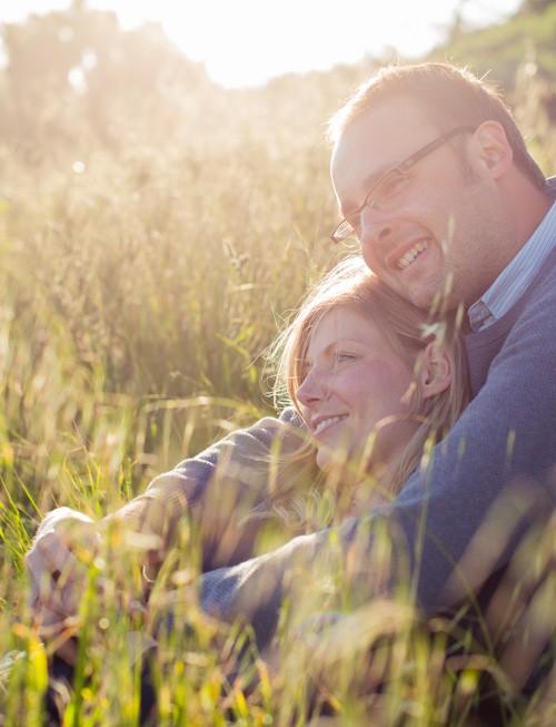 Séance engagement sur la cote Bretonne :  Eve et Greg