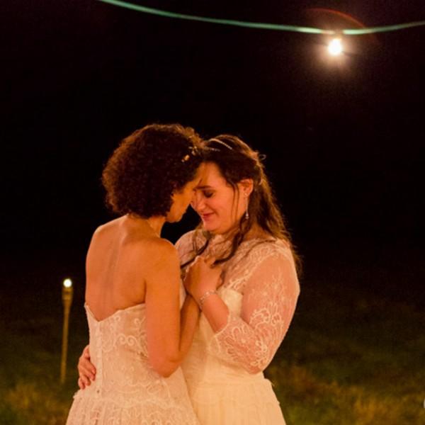 Le reportage Mariage de Delphine et Saadia