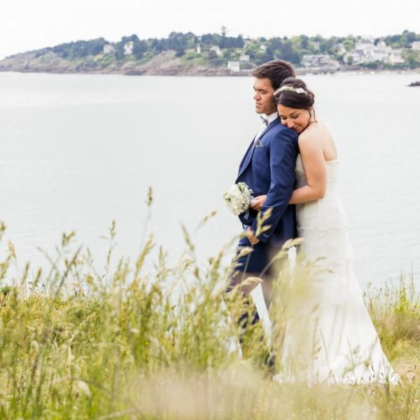 Le mariage de Corentine et Jean-Vannak à Pont-Aven