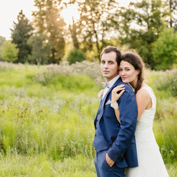 Le reportage photo de mariage de Flora et Xavier au château de Chambly