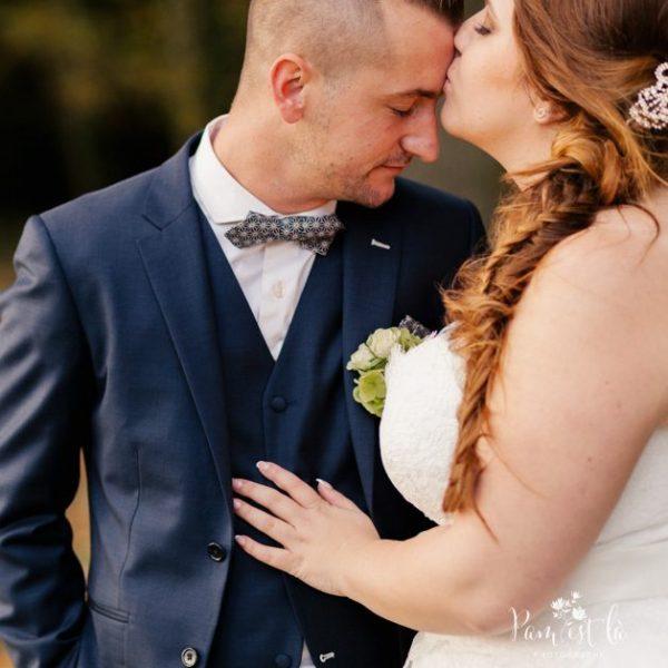 Reportage de mariage en automne