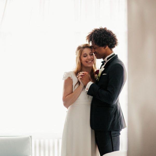 Mariage à l'hôtel Pullman Paris