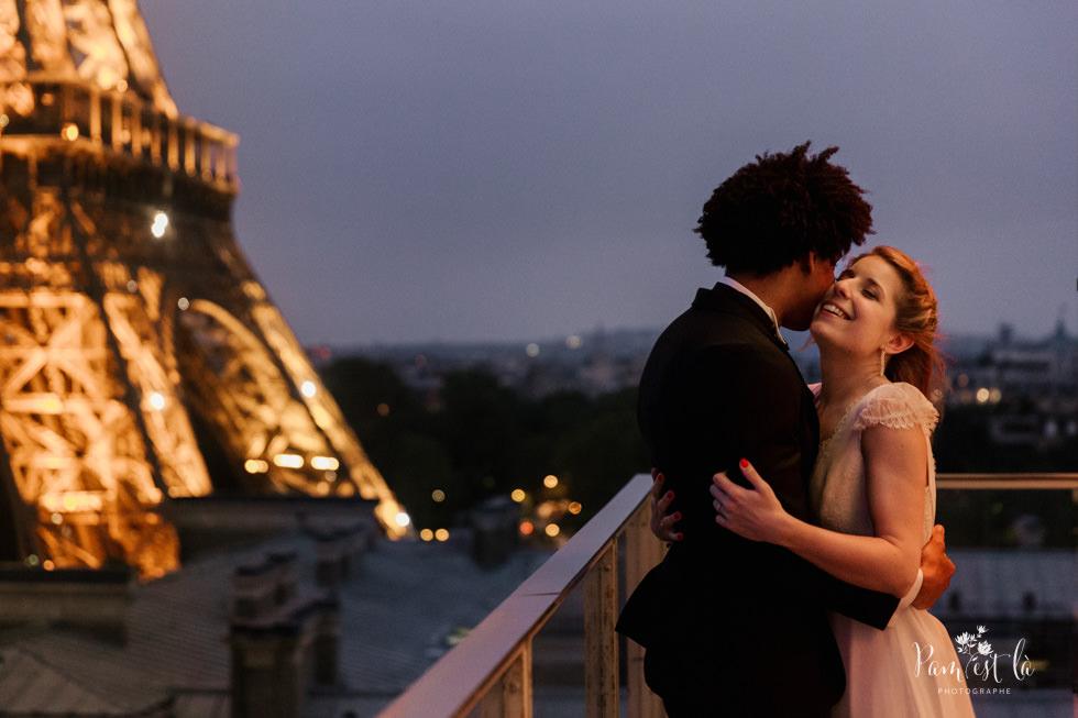 Mariage à l'hôtel Pullman -photographe mariage Paris