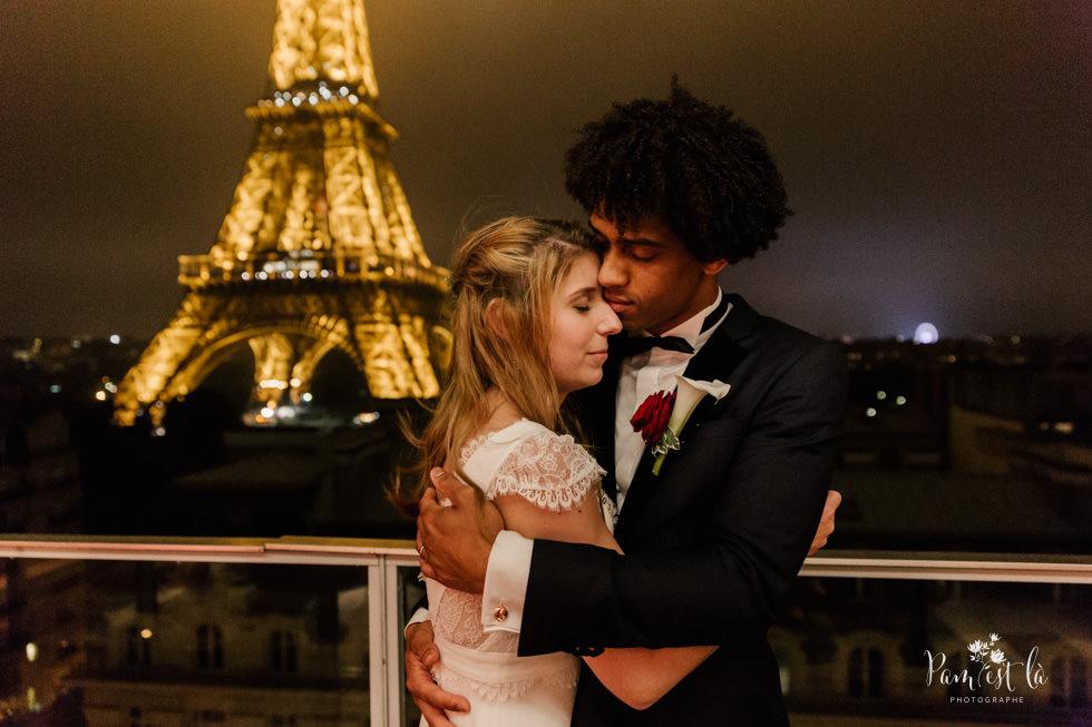 Mariage à l'hôtel Pullman