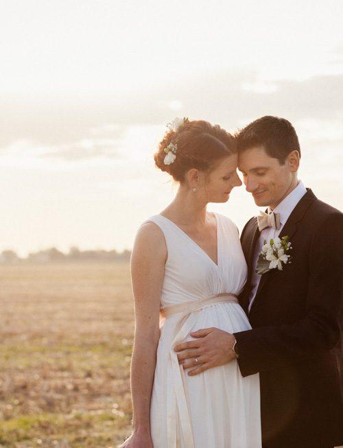 Reportage mariage dans les Yvelines