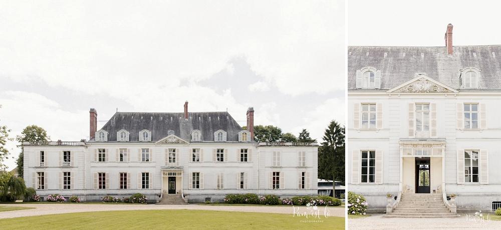 Mariage château de Barthélemy dans les Yvelines