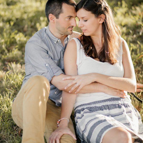 Seance photo couple : Pandora et Sébastien