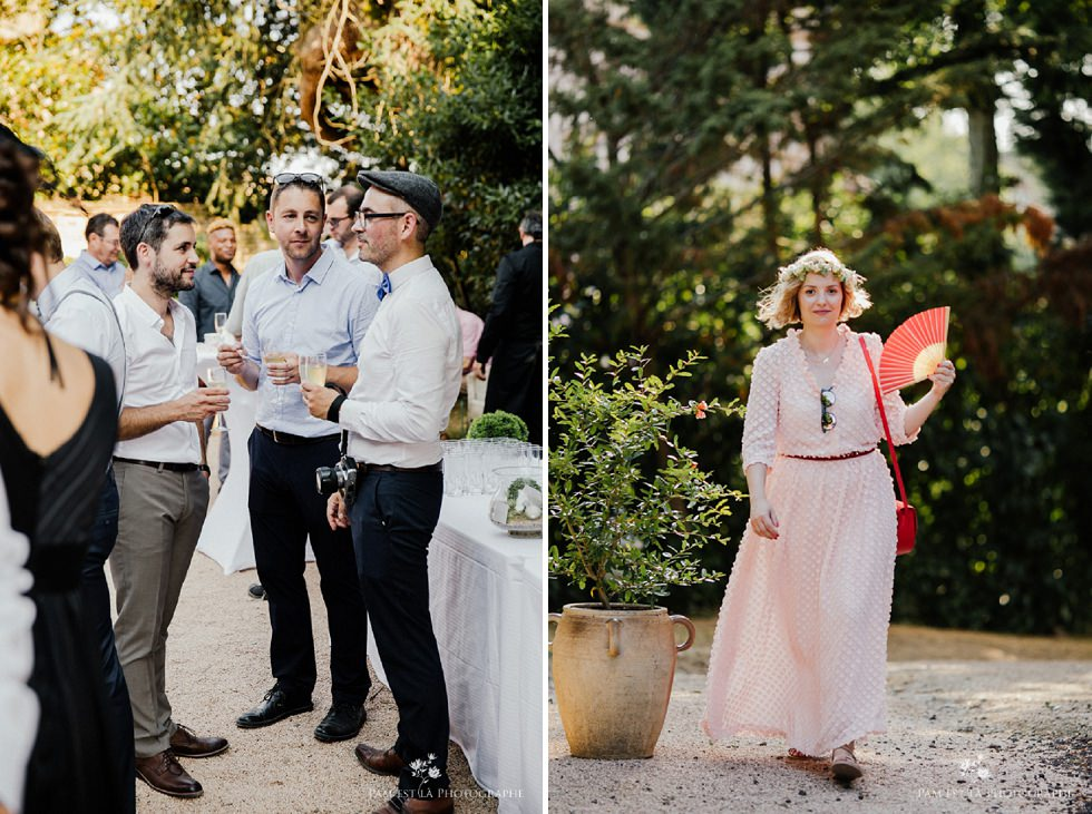 photos de mariage au château de Launac Haute-Garonne