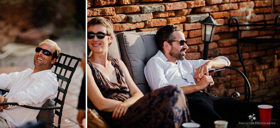 photographe de mariage au château de Launac