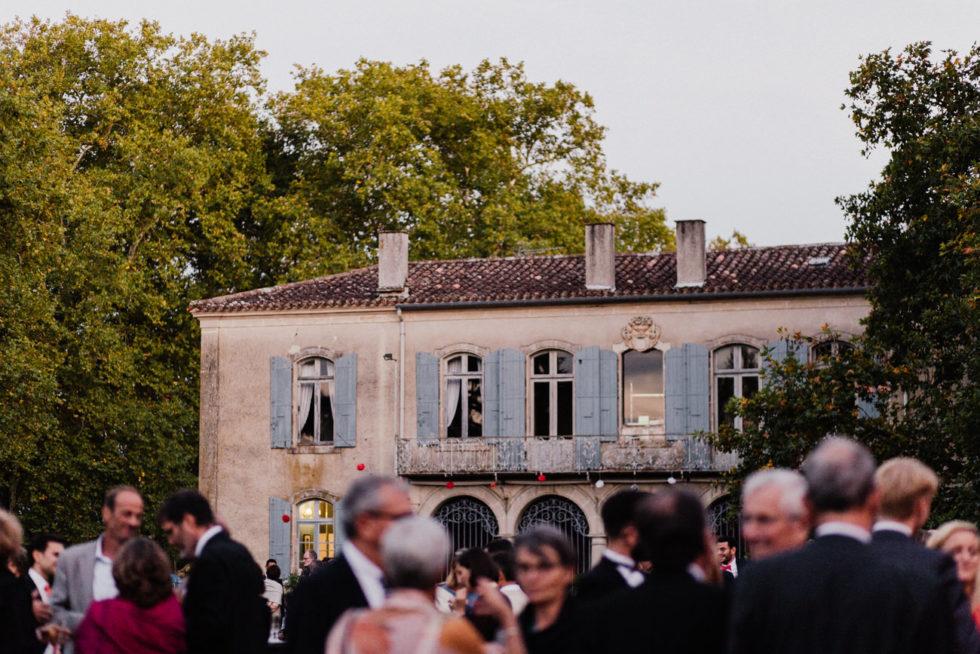 Mariage au Château de la Rode