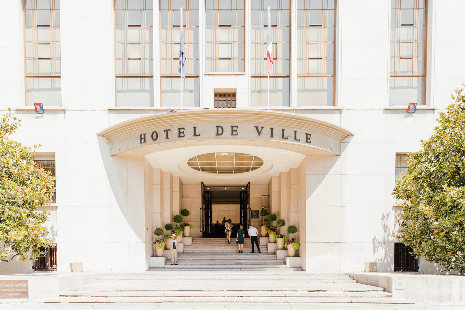 Hotel de ville de Boulogne Billancourt