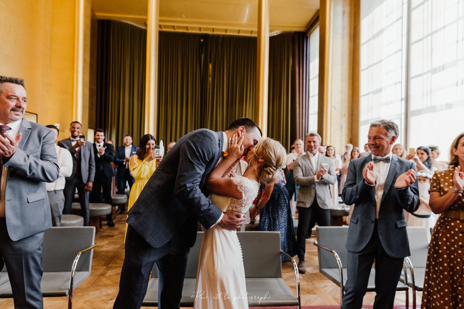 Photos d'un mariage d'émotions, pam est là photographe