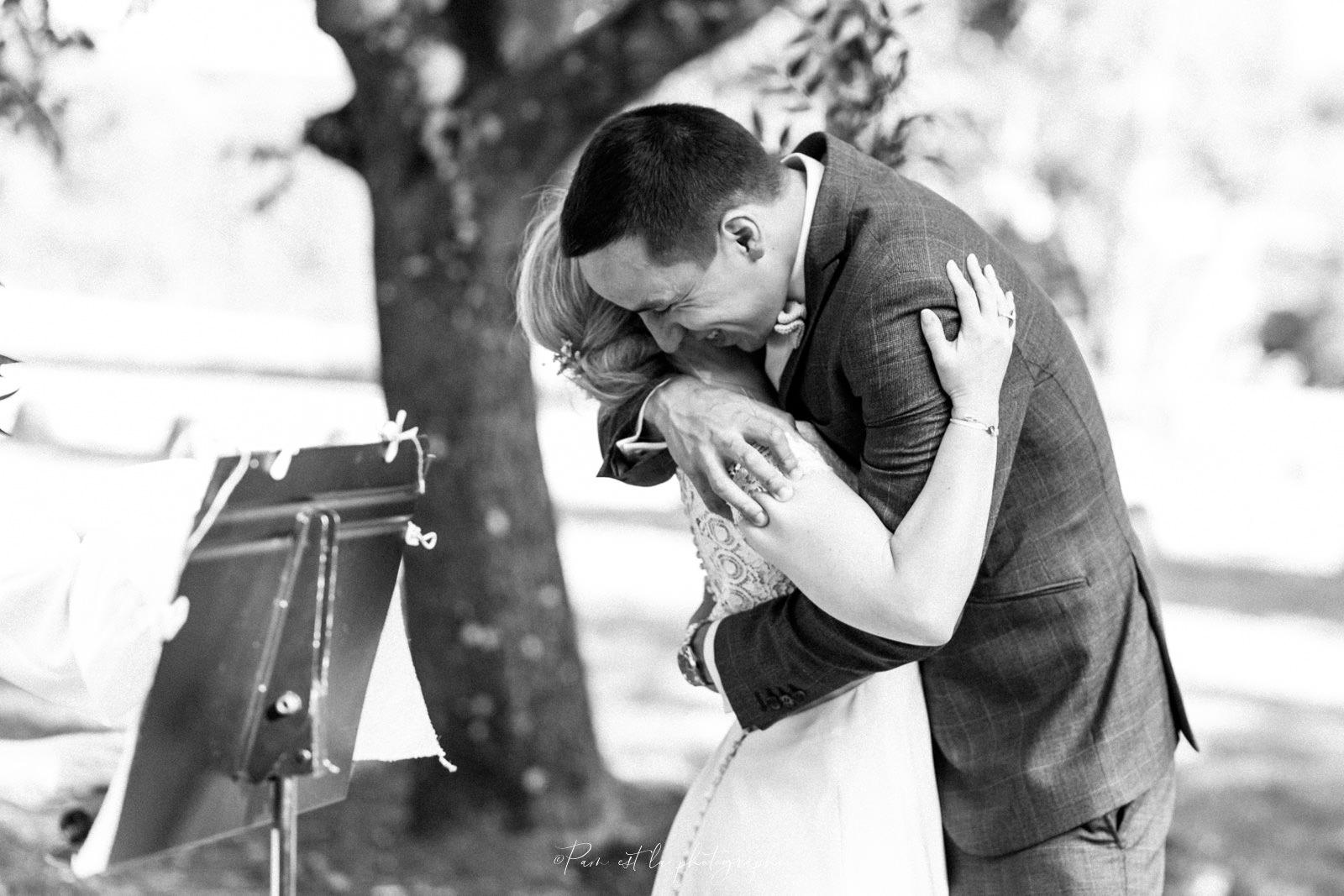 Mariage d'émotions , Pam est là photographe de mariage