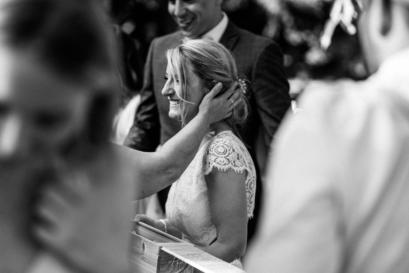 Mariage d'émotions , Pam est là photographe mariage