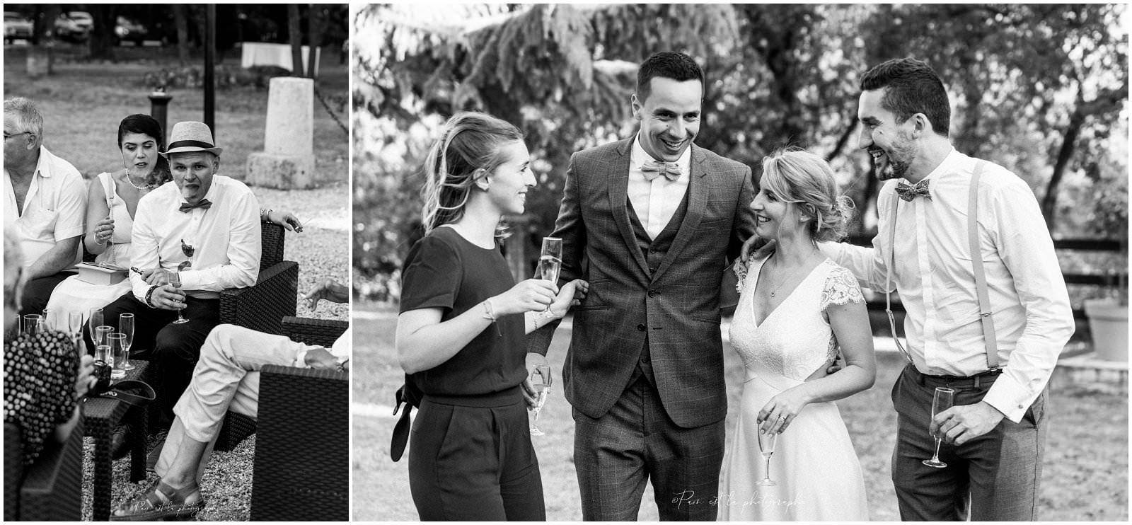 photos de mariage prises sur le vif