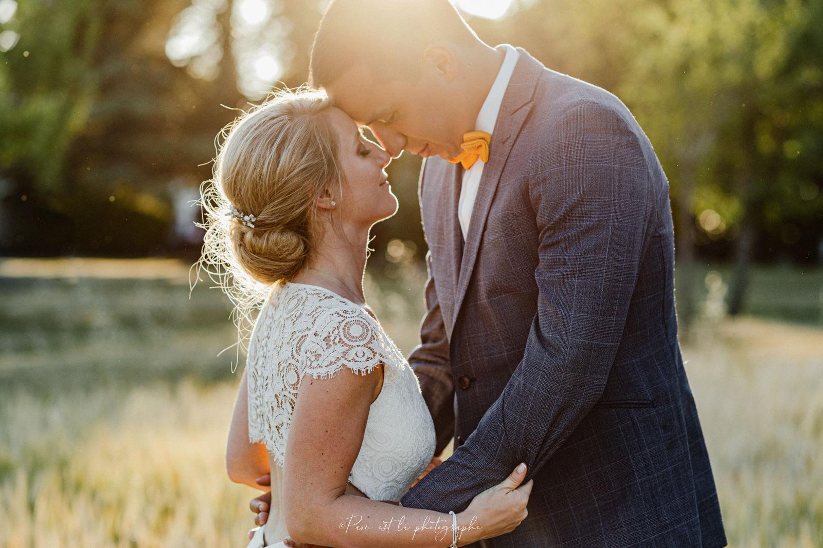 Photo de couple , reportage mariage, Pam est là photographe